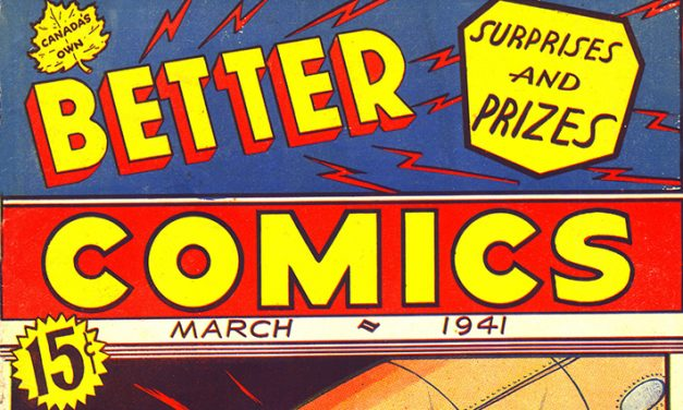 Better Comics Vol. 1 No. 1