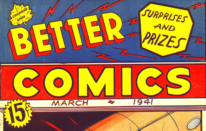 Better Comics Vol. 1 No. 1
