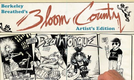Review | Berkeley Breathed's Bloom County Artist's Edition