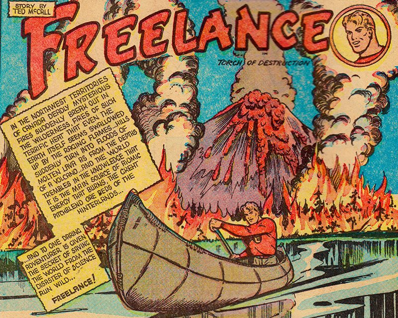 Who is Freelance?