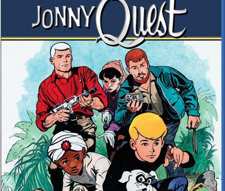 Jonny Quest Remastered on Blu-Ray