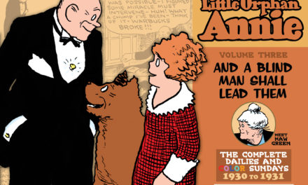 Review | The Complete Little Orphan Annie Volume Three: 1929-1931