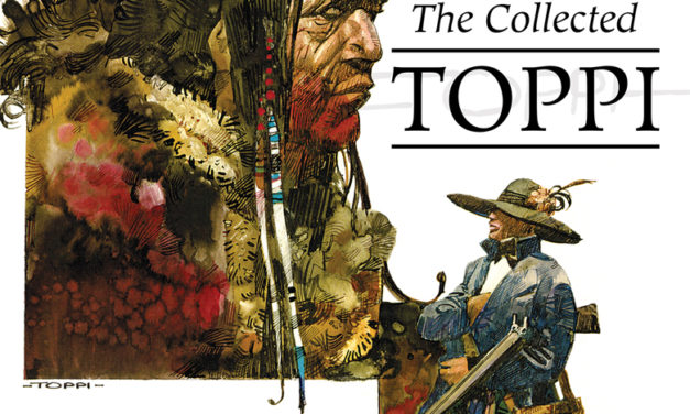 Review | The Collected Toppi Volume Two: North America