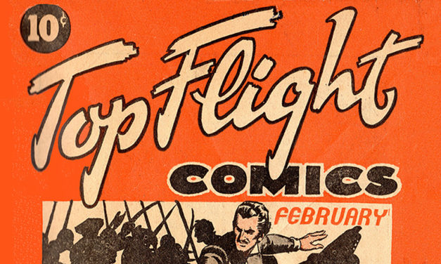 Top Flight Comics