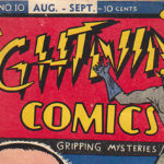 Ed Shecter and Lightning Comics
