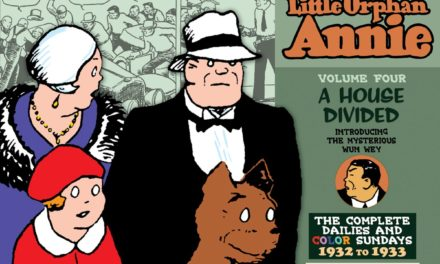 Review | The Complete Little Orphan Annie Volume Four: 1932-1933