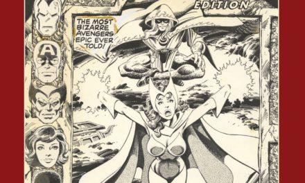 Review | John Byrne's Marvel Classics Artifact Edition
