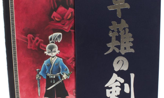 Review | Stan Sakai Usagi Yojimbo: The Complete Grasscutter Artist Select