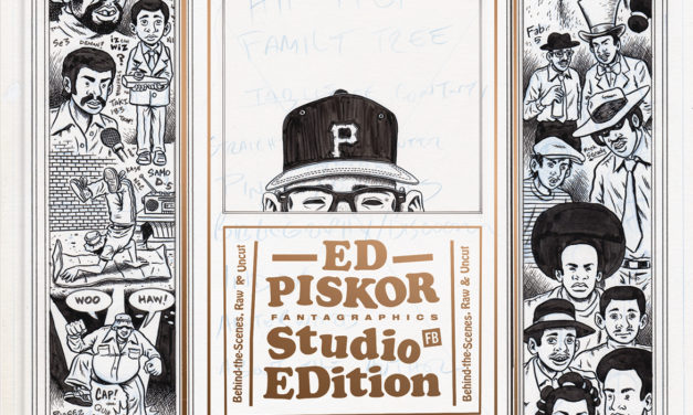 Review | Ed Piskor: The Fantagraphics Studio Edition