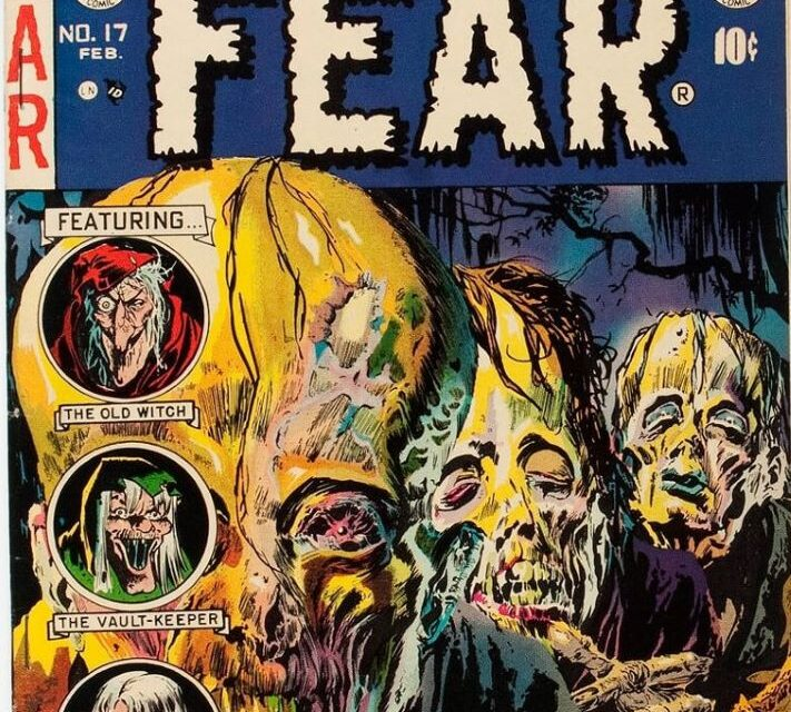 Top 20 Pre-Code Horror Covers