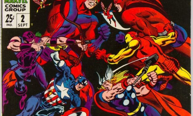 Top 10 Marvel Covers of the 1960s