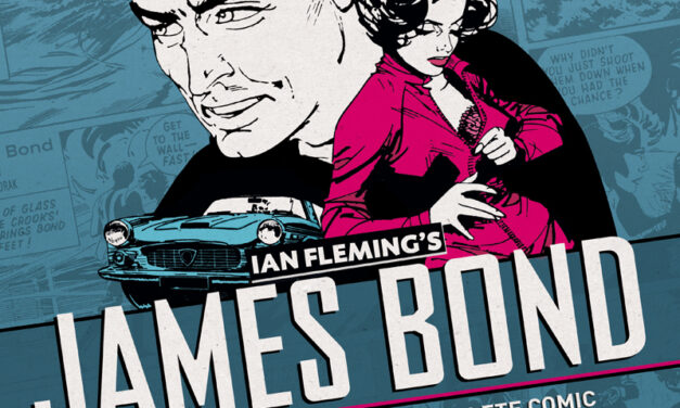 James Bond – Spectre: The Complete Comic Strip Collection