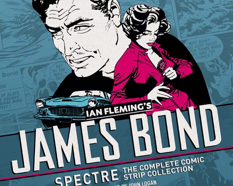 James Bond – Spectre: The Complete Comic Strip Collection