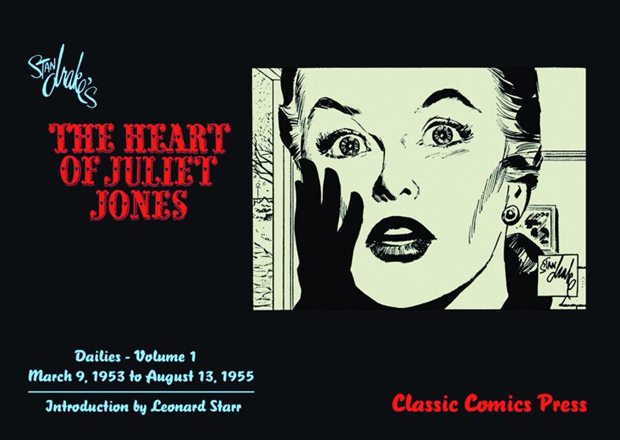 Stan Drake's The Heart of Juliet Jones – Dailies: Volume 1