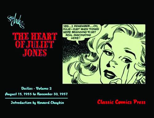 Stan Drake's The Heart of Juliet Jones – Dailies: Volume 2