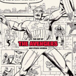 The Art of The Avengers and Other Heroes Exhibition Catalog