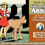 The Complete Little Orphan Annie Volume Ten: 1941-1943