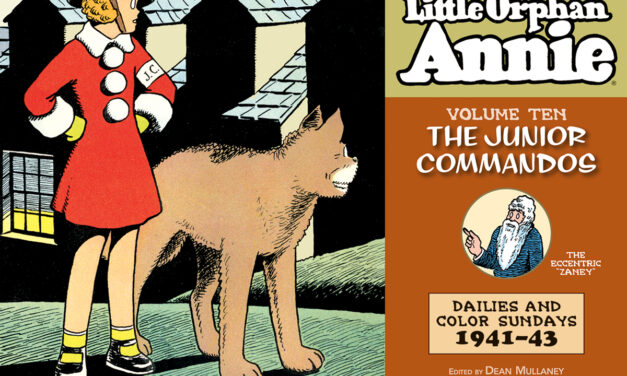 The Complete Little Orphan Annie Volume Ten: 1941-1943