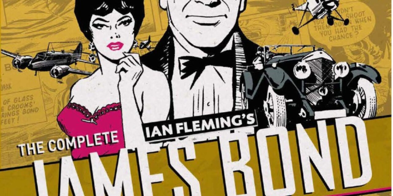 The Complete James Bond – Dr No: The Classic Comic Strip Collection: 1958-1960